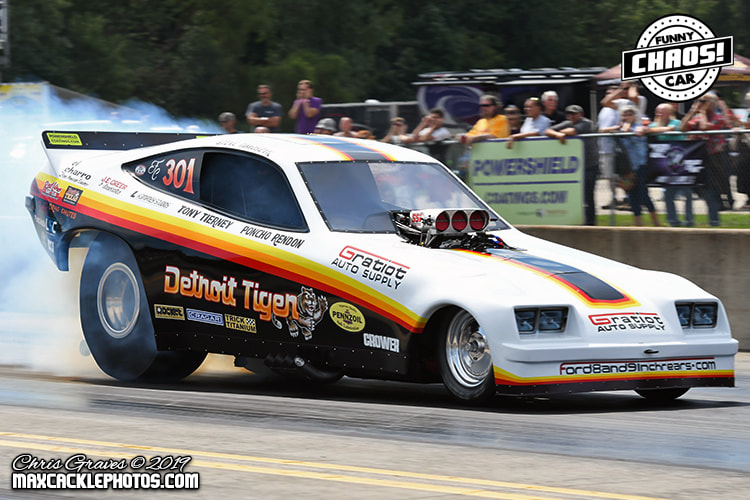 RACE PROCEDURES - THE ONE..THE ONLY...FUNNY CAR CHAOS!