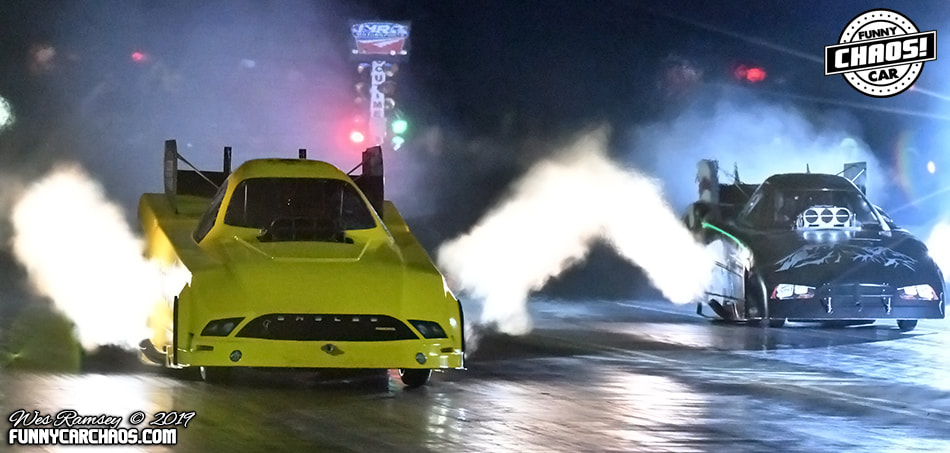 2019 NORTH STAR DRAGWAY - THE ONE  THE ONLY   FUNNY CAR CHAOS!