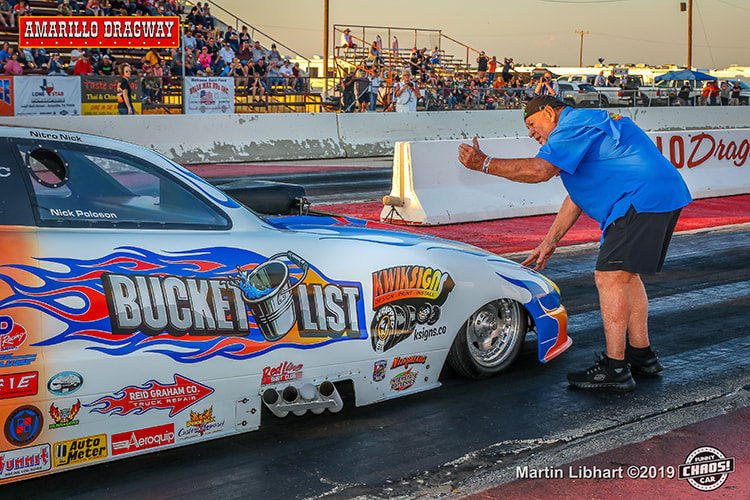 2019 AMARILLO DRAGWAY - THE ONE  THE ONLY   FUNNY CAR CHAOS!