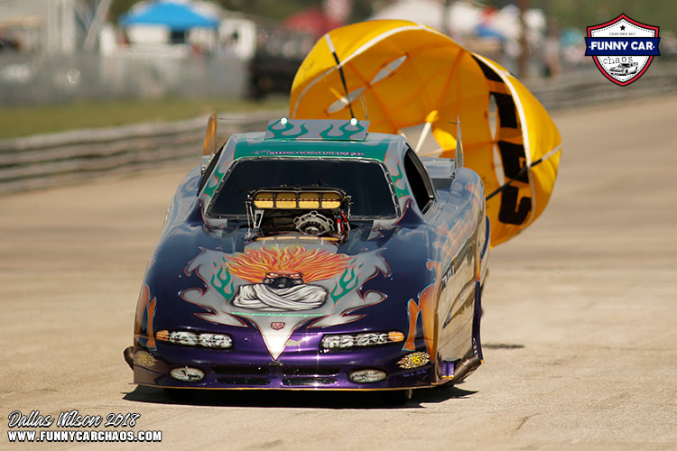 2018 NORTH STAR DRAGWAY - THE ONE  THE ONLY   FUNNY CAR CHAOS!