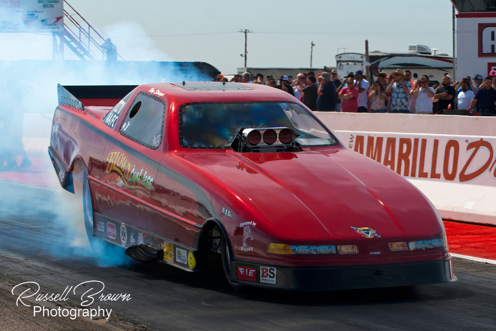 2018 AMARILLO DRAGWAY - THE ONE..THE ONLY...FUNNY CAR CHAOS!