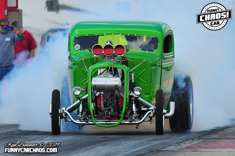2019 AMARILLO DRAGWAY - THE ONE..THE ONLY...FUNNY CAR CHAOS!