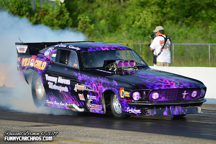 2019 Pine Valley Raceway The One The Only Funny Car