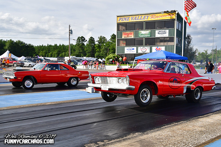 2019 PINE VALLEY RACEWAY - THE ONE..THE ONLY...FUNNY CAR ...